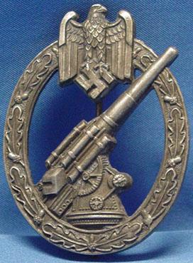 Army Anti-Aircraft Badge