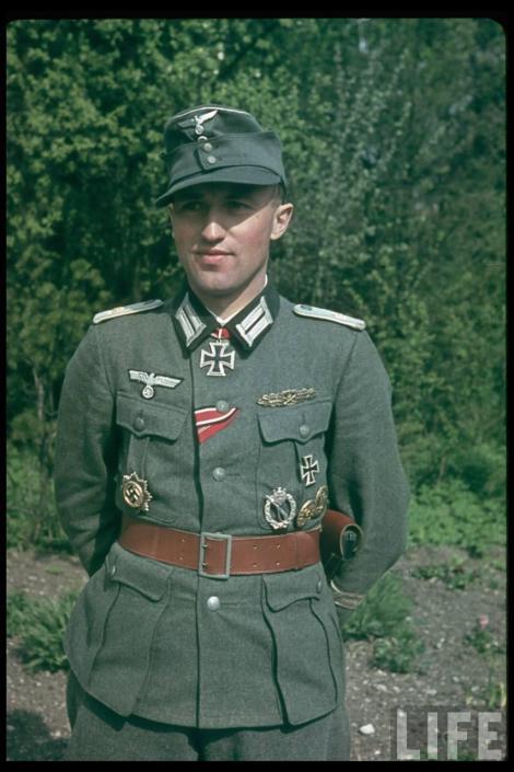 Leutnant der Reserve Herbert Berger