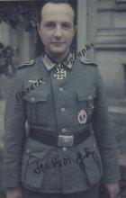 Heinrich Boigk signature.