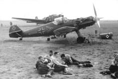 JG 53 Bf 109 E-3, c. 1939/1940.