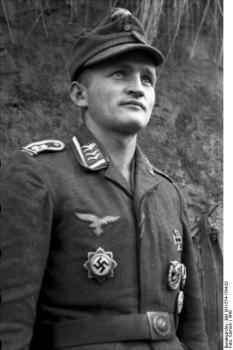 Oberleutnant Erich Hellmann