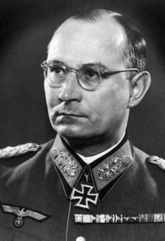 General der Infanterie Friedrich Olbricht.