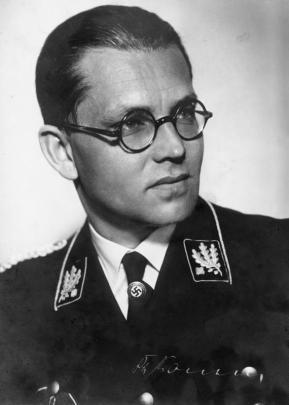 Bouhler as SS-Obergruppenführer in 1936.