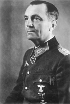 Generalfeldmarschall Friedrich Paulus in his generals uniform, 1942.