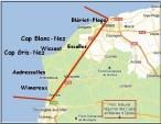 Cap Blanc-Nez/Cap Gris nez, Pas de Calais, France