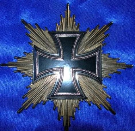 1813 Star of the Grand Cross of the Iron Cross