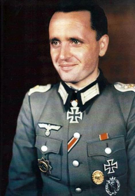 Major der Reserve Walter Elflein