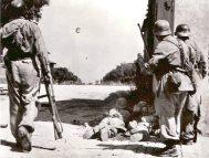 Fallschirmjager, Italy 1944.