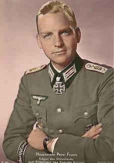 Peter Frantz as Hauptmann.