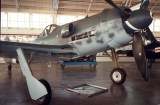 Fw 190 D-13/R11 at the former Champlin Fighter Museum, 1995 now at Museum of Flight.