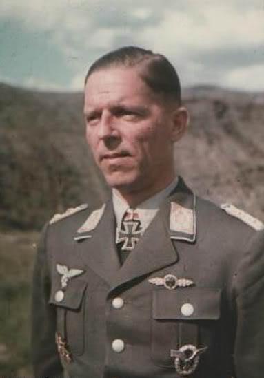 Generalmajor Walter Grabmann