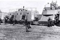 Soldaten embarking.