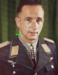 Gordon Gollob as a Major.