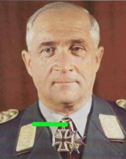 Robert Ritter von Greim as Luftwaffe General der Flieger