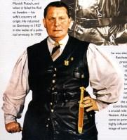 Hermann Göring in hunting uniform.
