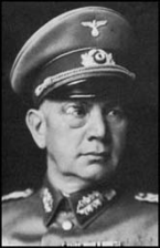 Field Marshal Walter von Reichenau.