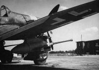 Ju87G with 37mm cannons.