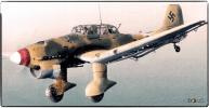 Junkers Ju 87R-2 Trop 'Stuka' Gambut, Libya, 1941.