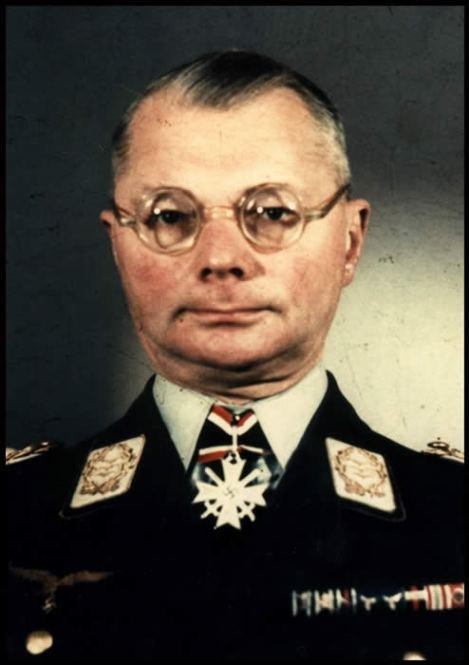 General der Flieger Bernhard Kühl