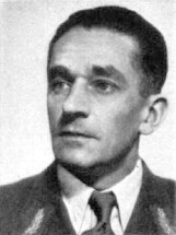 Karl Hermann Frank, FS's vice-Führer who was receiving orders directly from Hitler.