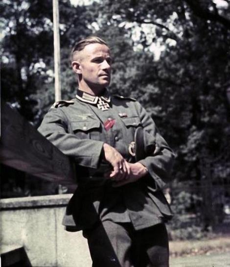 Hauptmann Rudolf Krüger