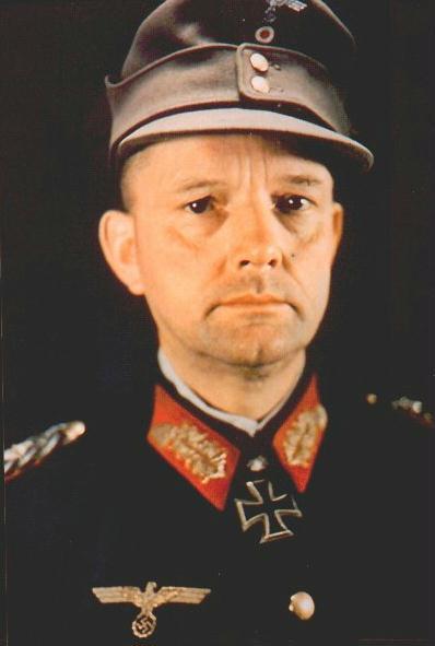 General der Gebirgstruppe Hans Kreysing