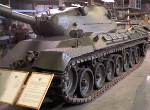 Leopard 1 prototype.