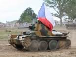Czechoslovakian LT-38 tank.
