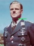 Joachim Müncheberg as a Hauptmann.