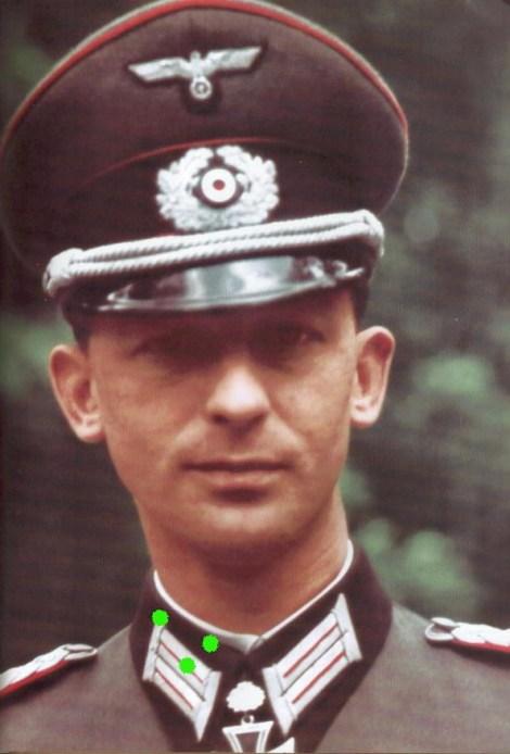 Major im Generalstab Wilhelm von Malachowski