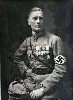 Wilhelm Brückner in 1924.