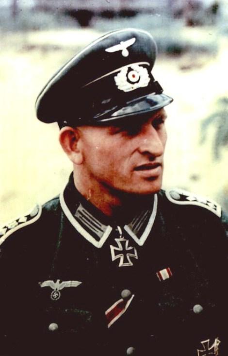 Oberfeldwebel Otto Brakat