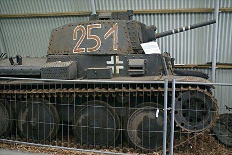 Panzer 38(t) Tank, For Freedom Museum, Ramshapellestraat 91-93, 8301 knokke-Heist, Belgium. It is in north west Belgium just north of the beautiful city of Brugge.