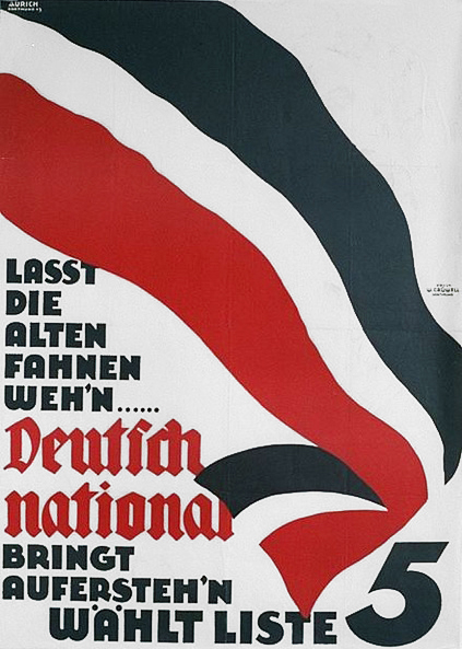 1932 Campaign Poster
