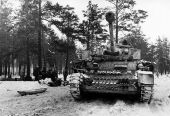 Panzer IV of Army Group North, September 1943.