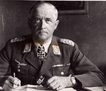 Robert Ritter von Greim, the last commander of the Luftwaffe. He committed suicide 16 days after end of the war in Salzburg.