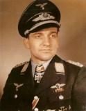 Hans-Ulrich Rudel wearing Goldenem Eichenlaub.