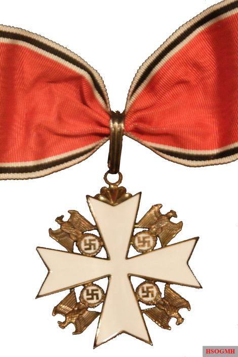 Neck badge of the Order of the German Eagle
