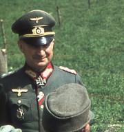 General der Artillerie Johann Sinnhuber.