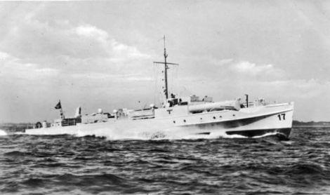 E-Boat S-17