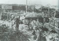Stug III Ausf. F at Stalingrad
