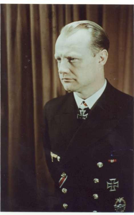 Korvettenkapitän Werner Töniges
