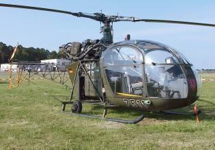 The Alouette II