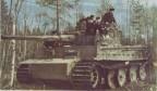Tiger from Schwere Panzer Abteilung 502 near Leningrad.