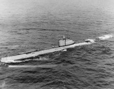 U-3008 in U.S. Navy service in 1948.