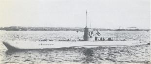 U-boat type II.