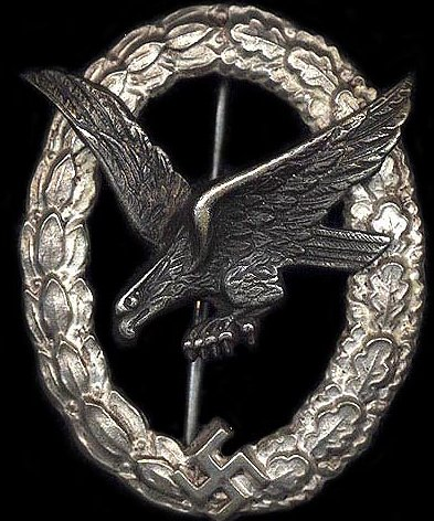 Air Gunner Badge