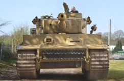 Bovington Tiger 131.