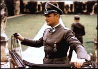Karl Wolff as an SS-Obergruppenführer und General der Waffen-SS with second pattern of SS collar tab.