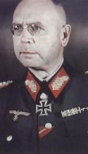 General der Panzertruppe Erich Brandenberger